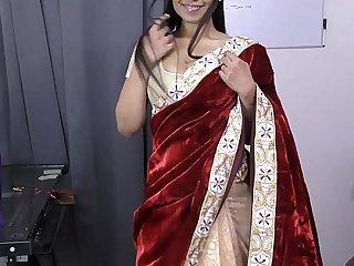 Indian Bhabhi Lily A Desi Housewife